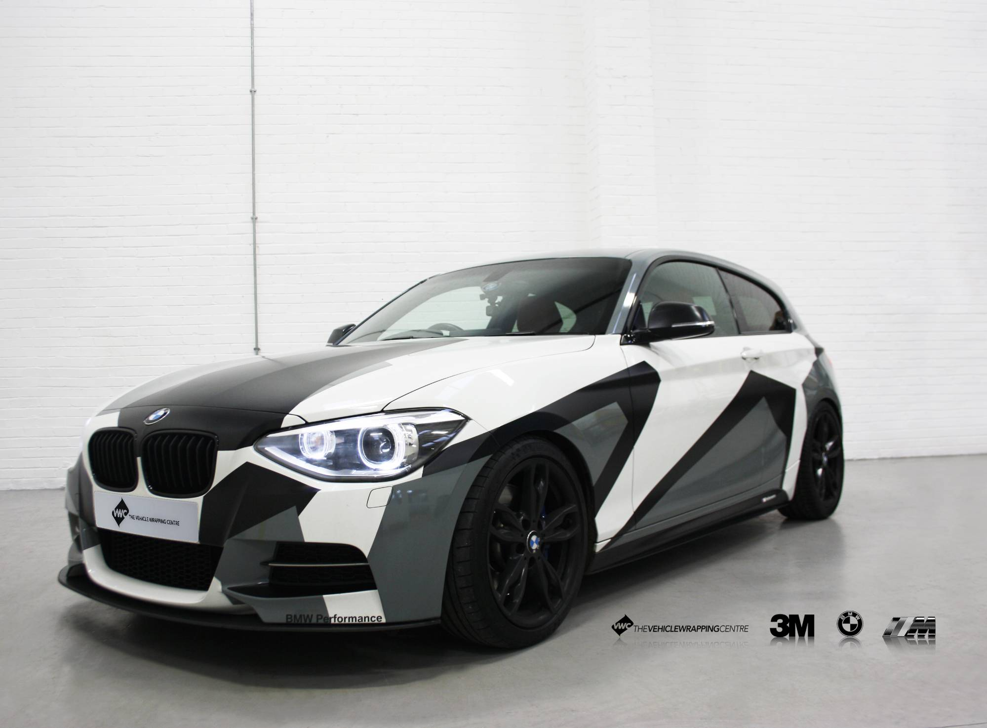 Bmw M135i Camo Personal Vehicle Wrap Project