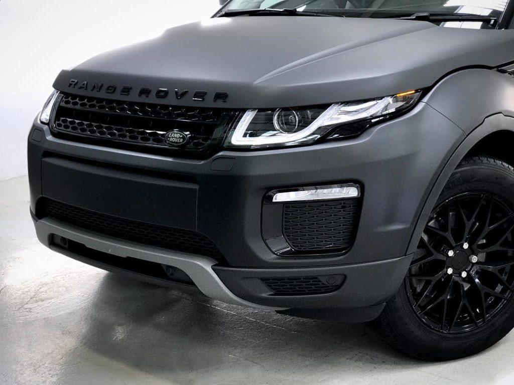 Range Rover Evoque Full Colour Change 3m Deep Matte