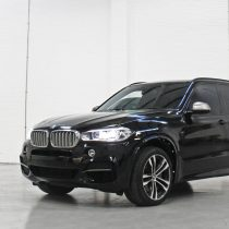 BMW X3 - Gloss Metallic  Black 3m1080-G212 FB