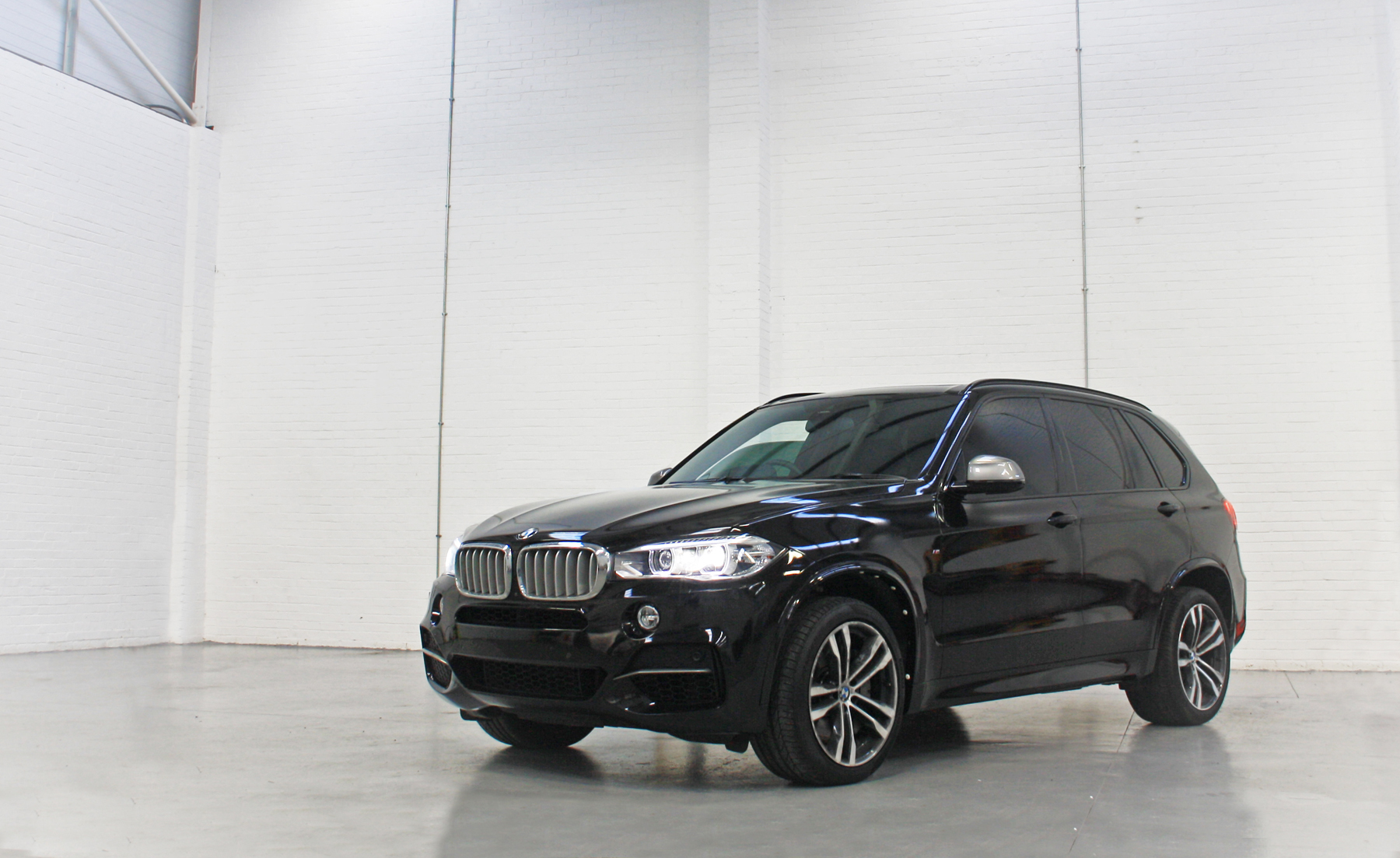 BMW X3 - Gloss Metallic Black 3m1080-G212