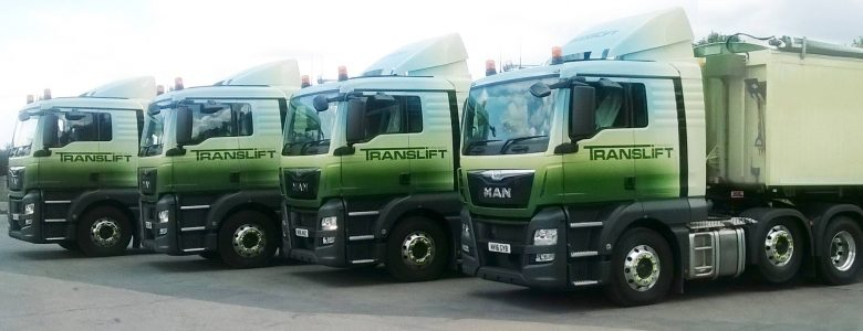 Fleet, HGV and Truck Cabin Wraps