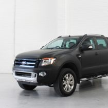 Ford Ranger - Matte Black 3M 1080 - M12 FB