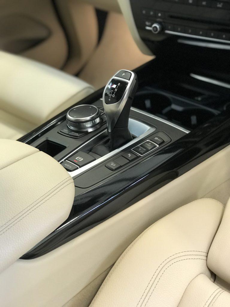 Bmw X5 Interior Trim In Piano Black Personal Vehicle