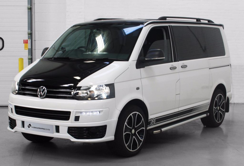 Volkswagen T5 Personal Vehicle Wrap Project