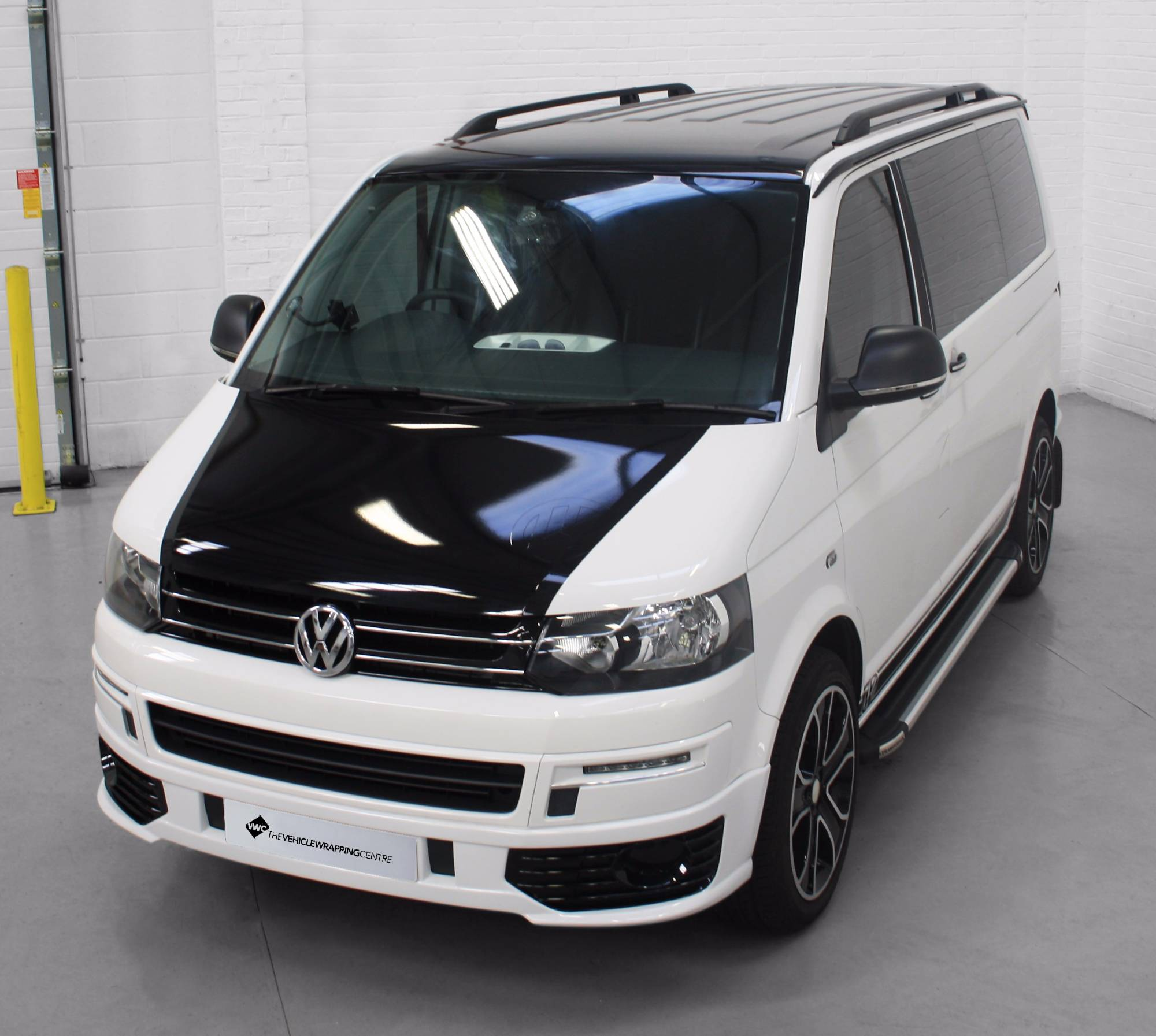 volkswagen t5 personal vehicle wrap project. Black Bedroom Furniture Sets. Home Design Ideas
