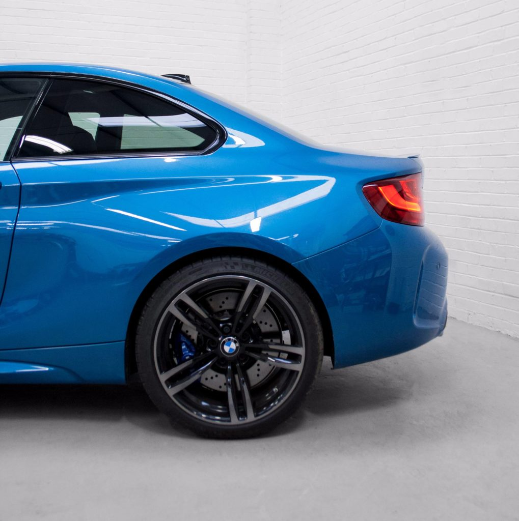 Mercedes Long Beach >> BMW M2 - 3M Gloss Black Personal Vehicle Wrap Project