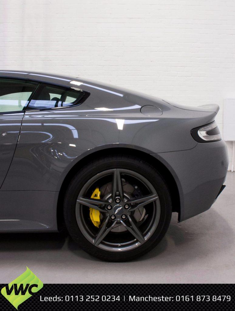 Aston Martin Vantage S 3m Gloss Black Personal Vehicle