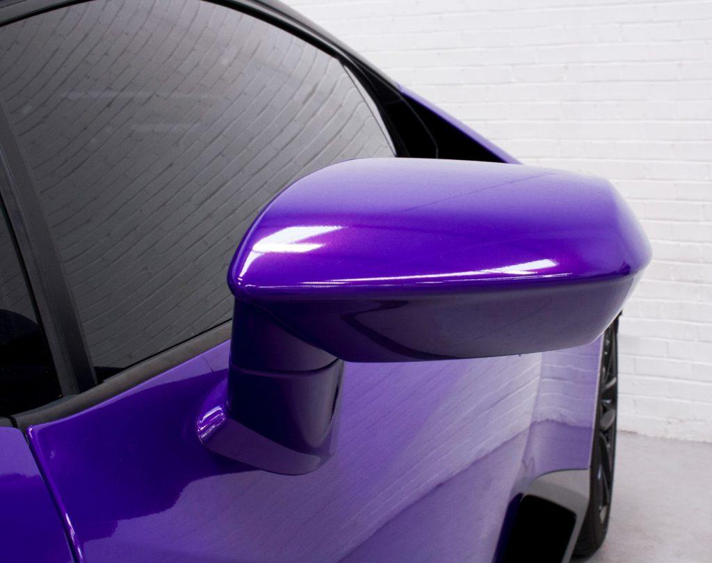 Lamborghini Huracan 3m Gloss Plum Explosion Personal