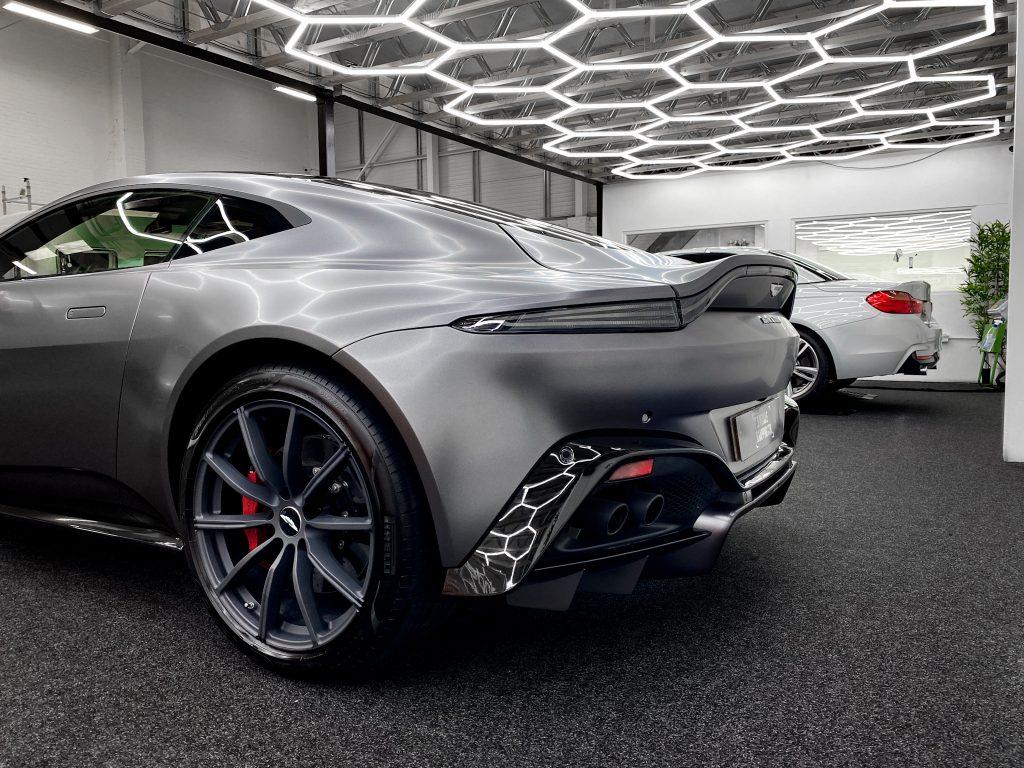 Aston Martin Wraps Ideas For Aston Martin Wrapping Vwc