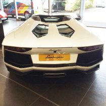 Lambo Edinbourgh Back