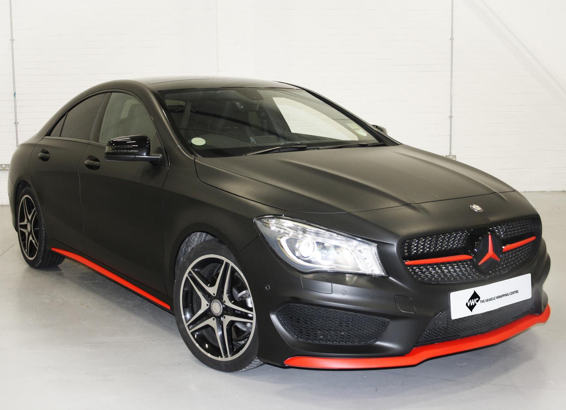 Mercedes CLA 3