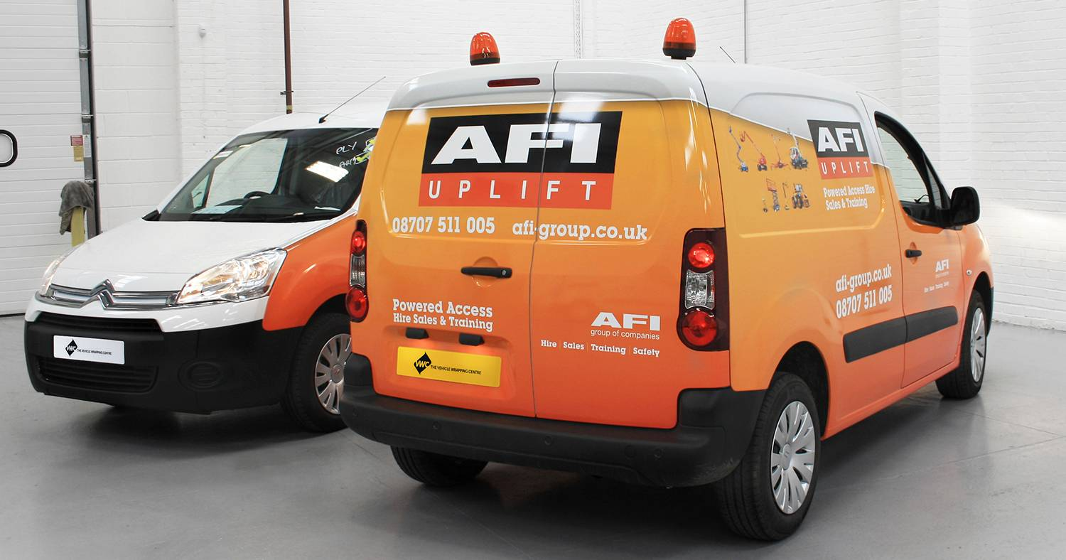 full or part wraps as well as curating cut graphics and liveries from standard or bespoke vinyl colours giving you an effective solution regardless of