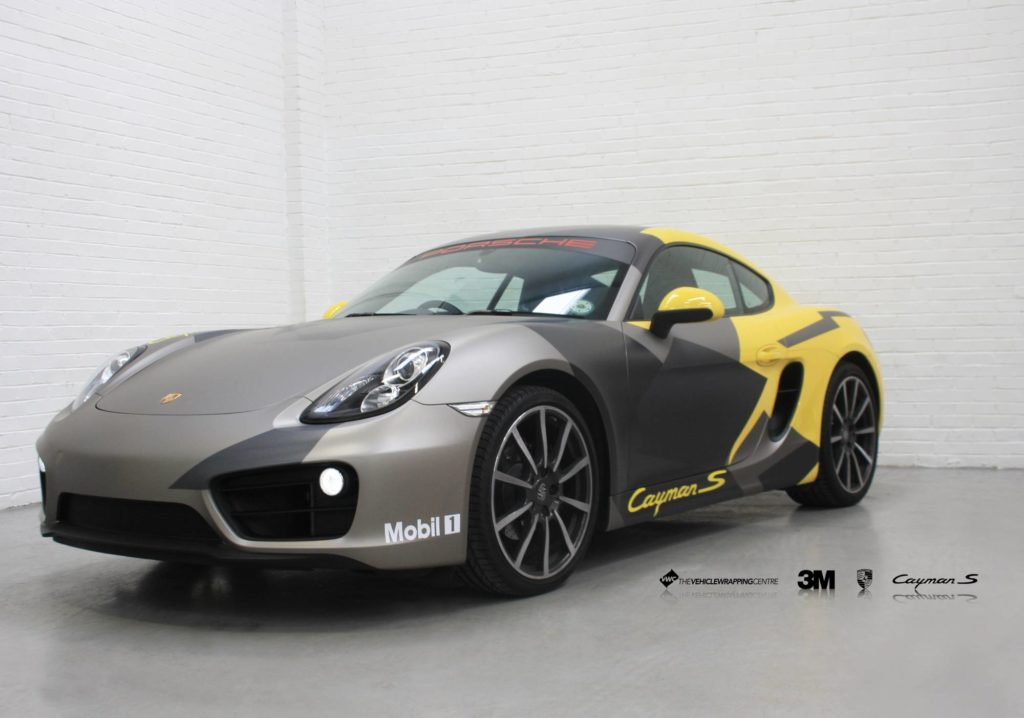 Porsche Cayman S Gt4 Clubsport Livery Personal Vehicle