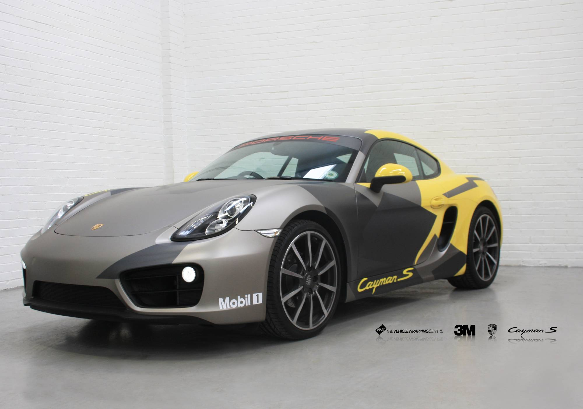 porsche cayman s gt4 clubsport livery personal vehicle wrap project. Black Bedroom Furniture Sets. Home Design Ideas