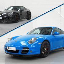 Porsche 911 TS 5 + B4