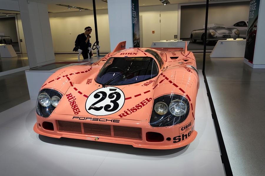 Porsche-917-on-display