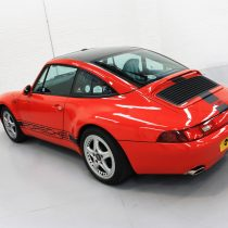 Porsche 98' Targa 4