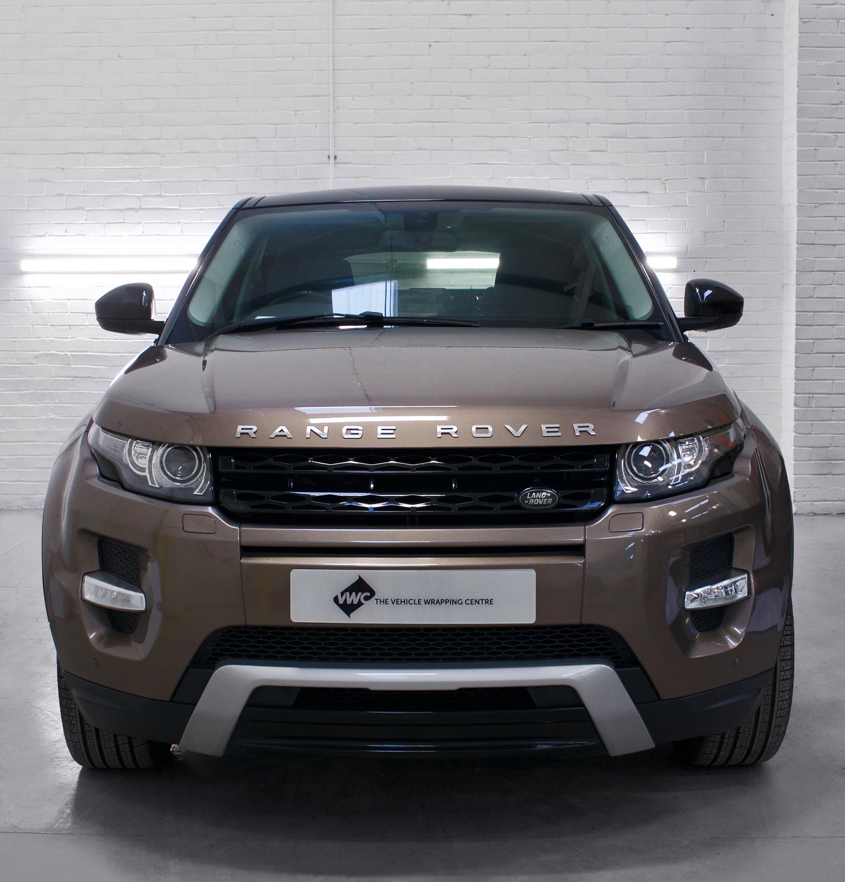 range rover evoque 3m gloss black personal vehicle wrap project. Black Bedroom Furniture Sets. Home Design Ideas