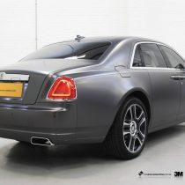Rolls Royce Vehicle Wrap Leeds