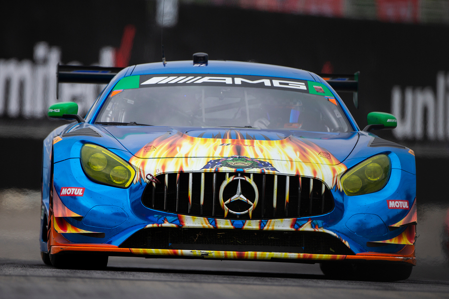 June 02, 2018 - Detroit, Michigan, USA: The SunEnergy 1 Racing M