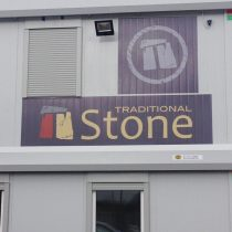 Tradional Stone Signs