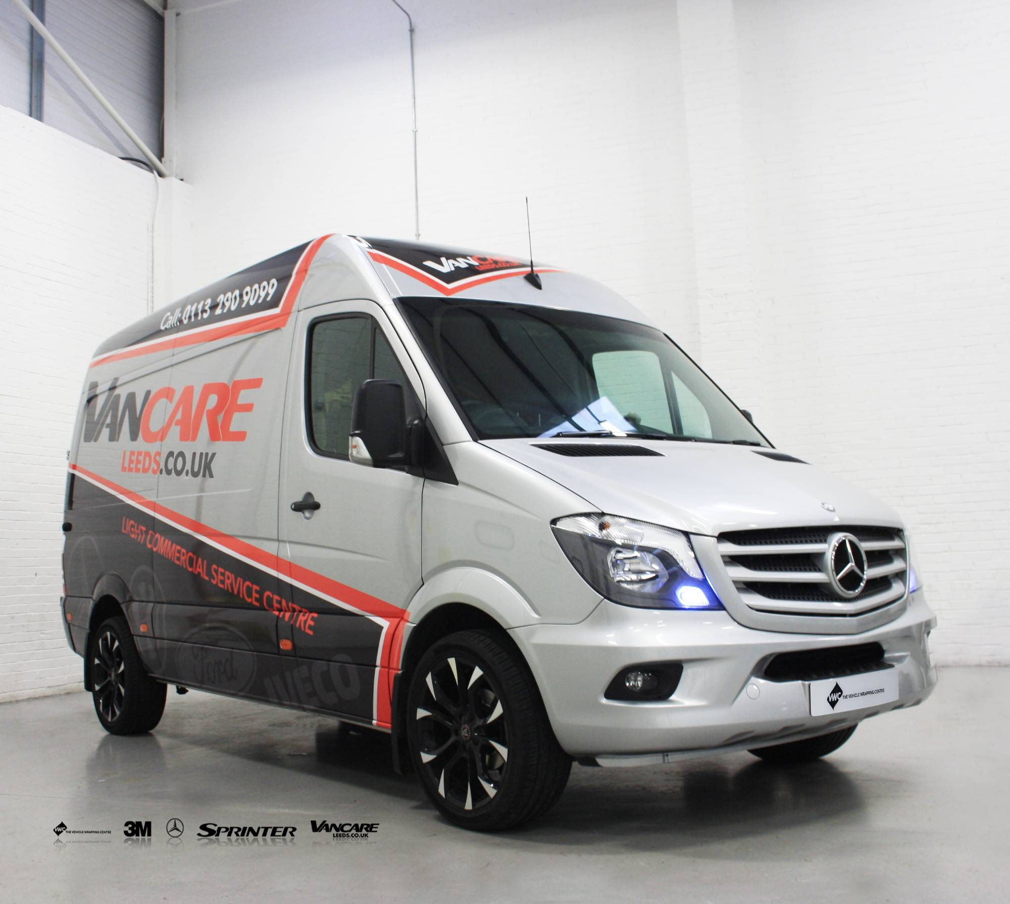 VanCare Commercial Vehicle Wrap Project