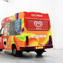 Walls Ice Cream Van 2 FB