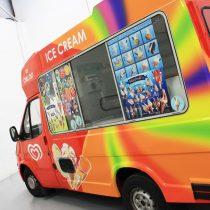 Walls Ice Cream Van 3