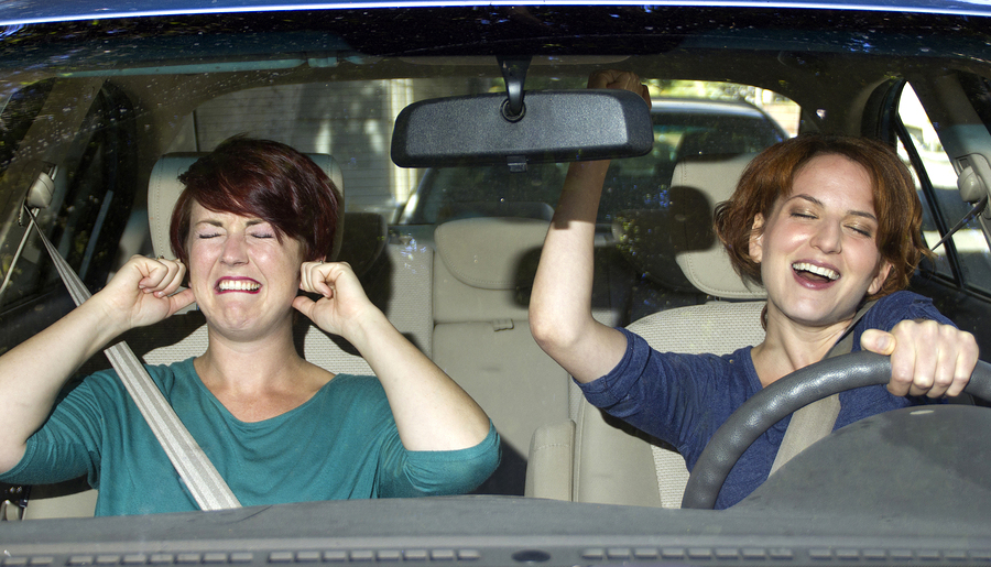 Most Centre Habits Revealed Annoying Passenger The Wrapping - Vehicle