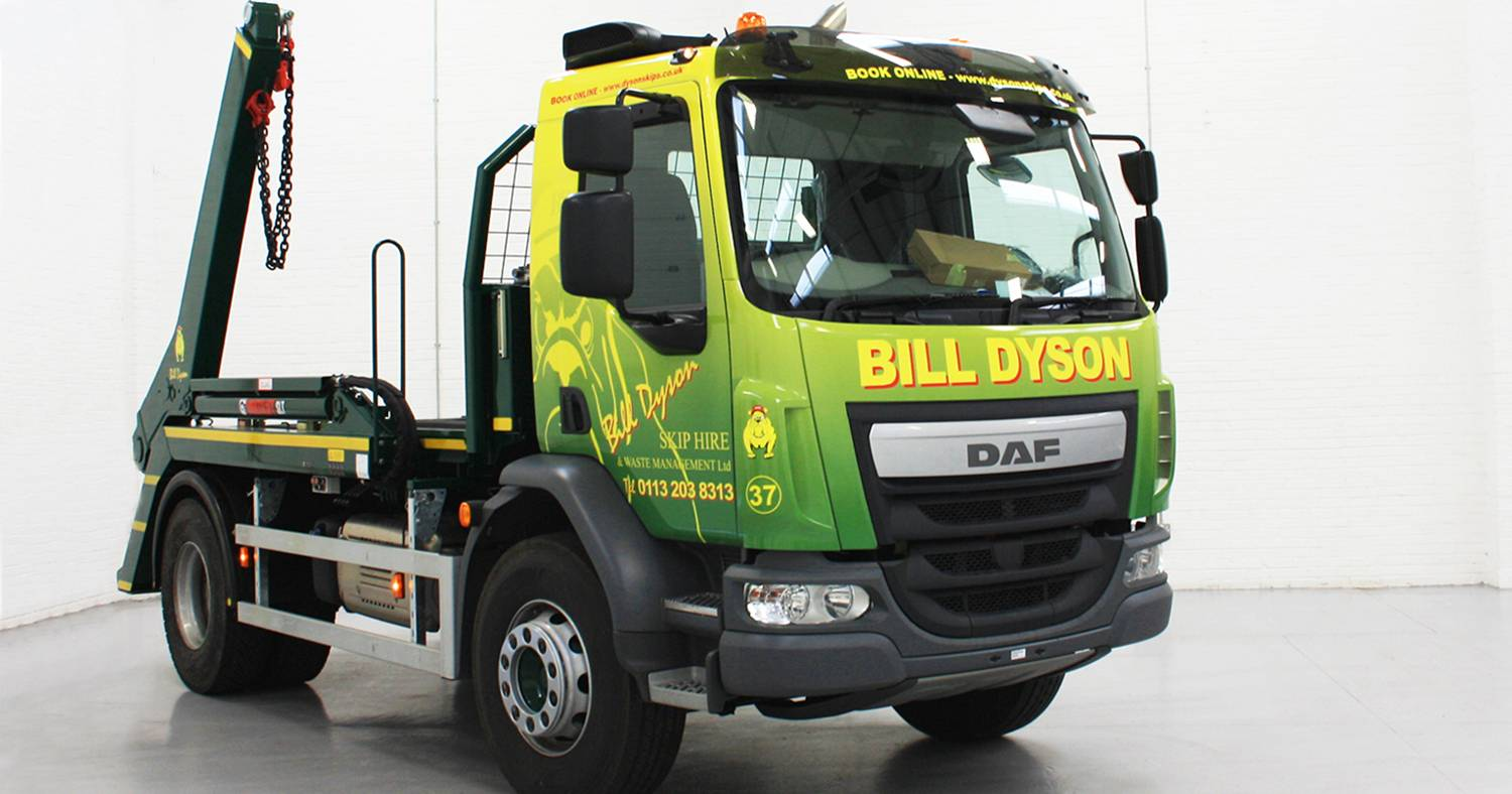 Commercial Truck Wraps At The Vehicle Wrapping Centre