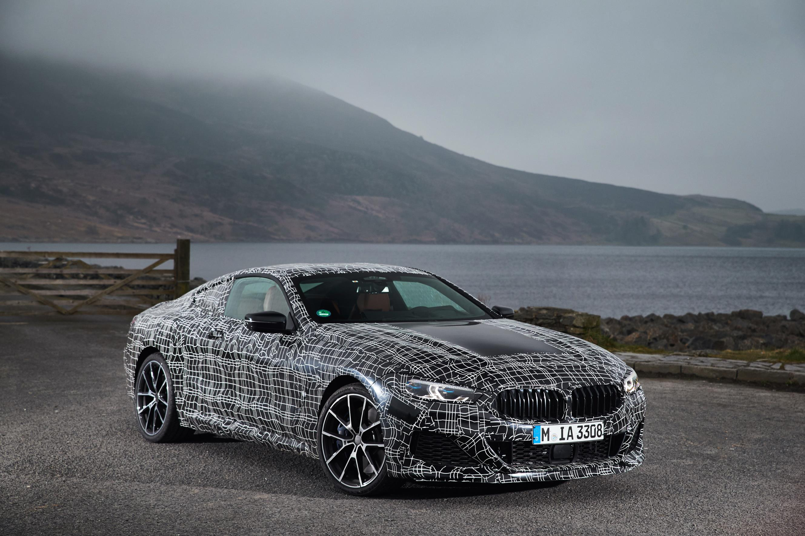BMW 8 Series Coupe 2 Review