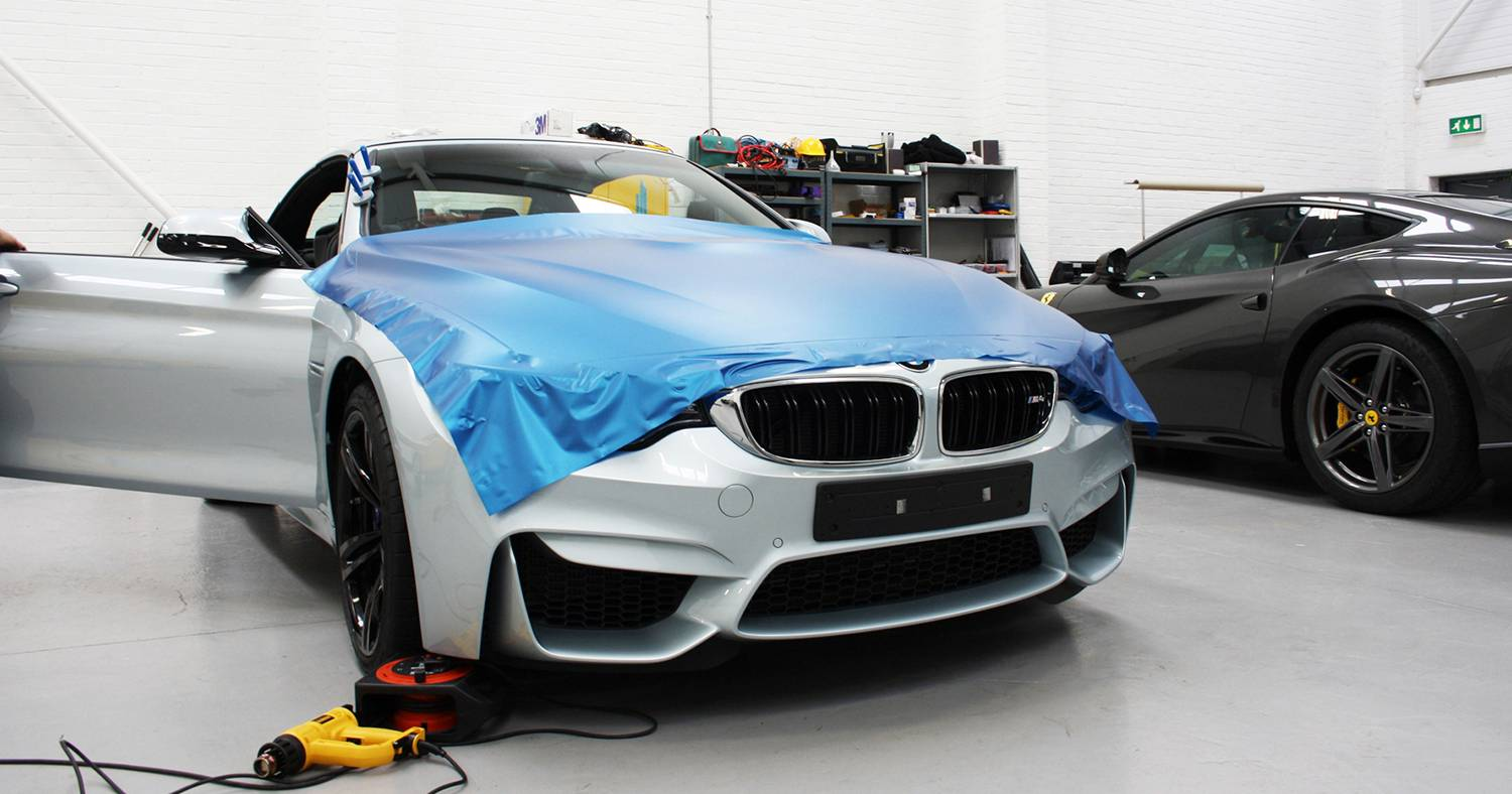 Car Vinyl Wrap Cost >> The Vehicle Wrapping Process
