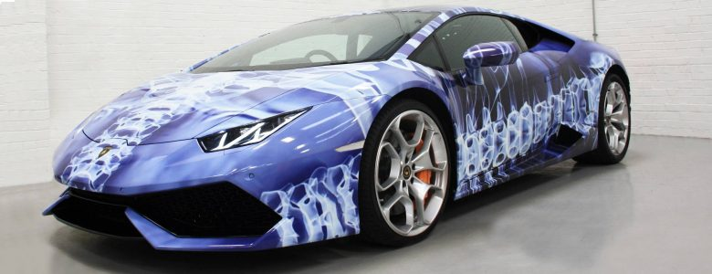 Bespoke Car Wrapping Designs
