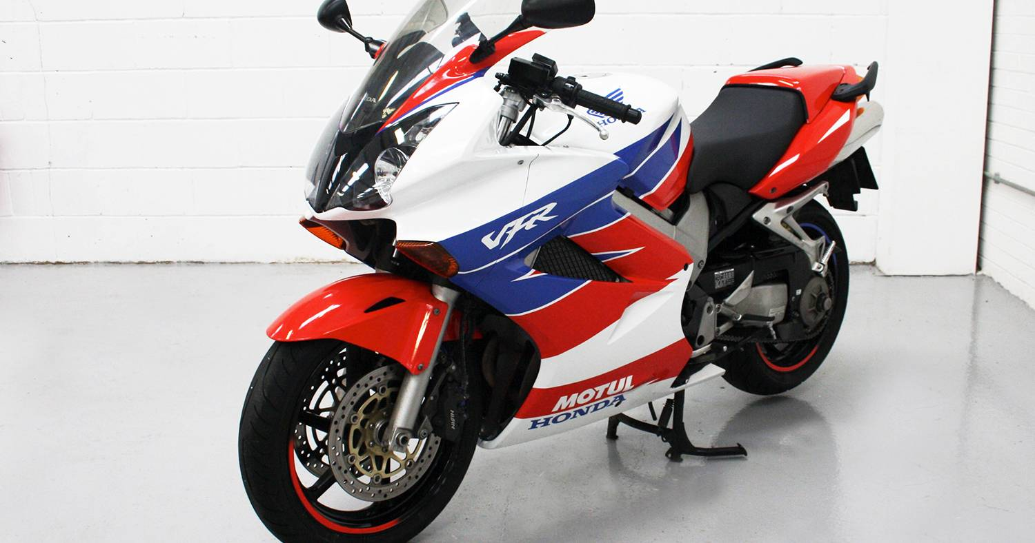 Motorbike Wraps At The Vehicle Wrapping Centre