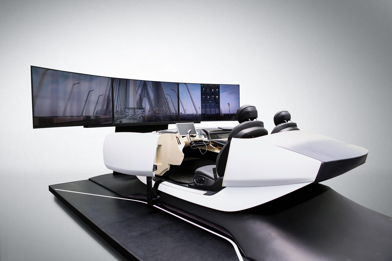 Hyundai Intelligent Personal Agent Cockpit