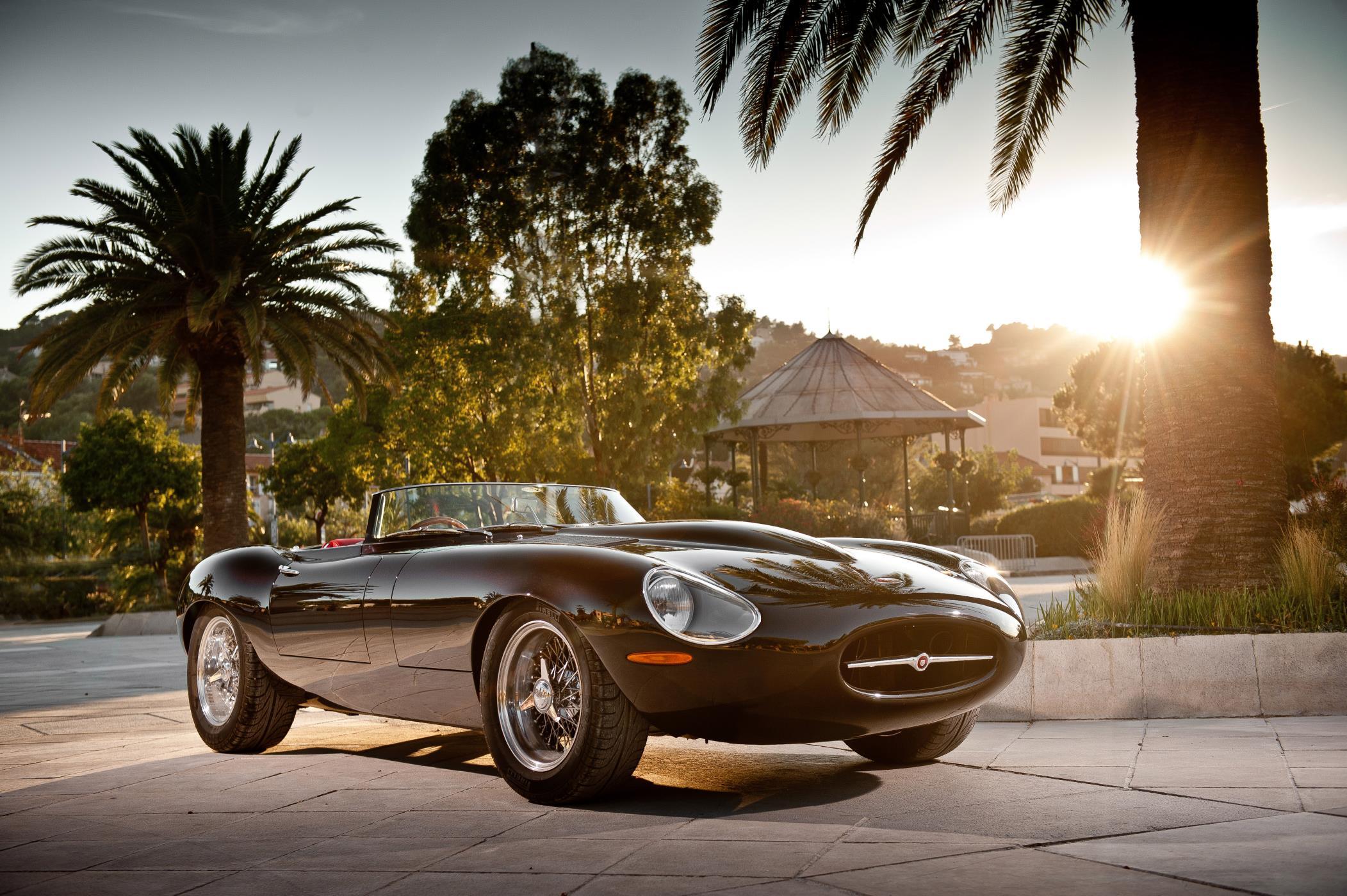 Jaguar Eagle E Type