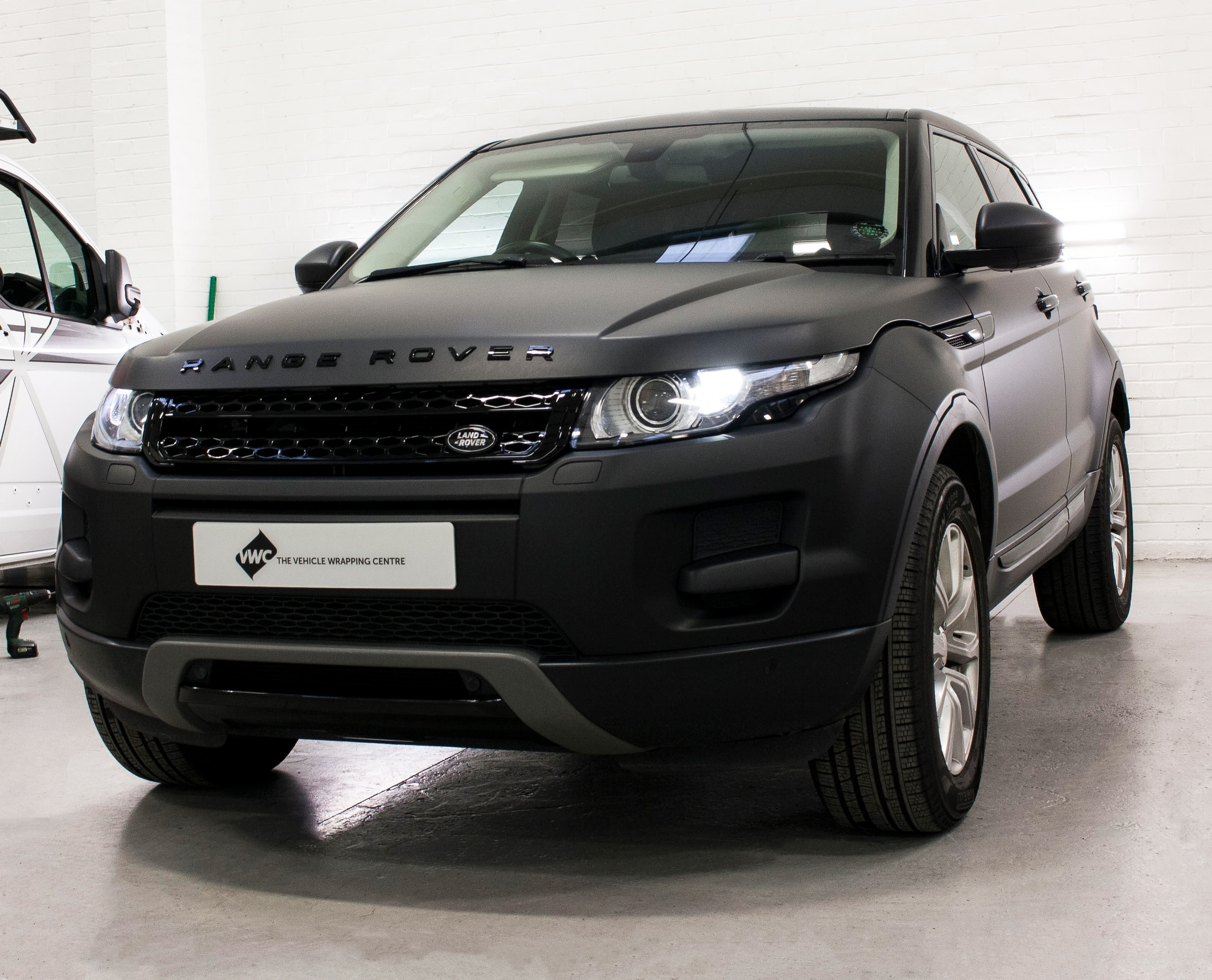 Land Rover Wrap Examples - The Vehicle Wrapping Centre