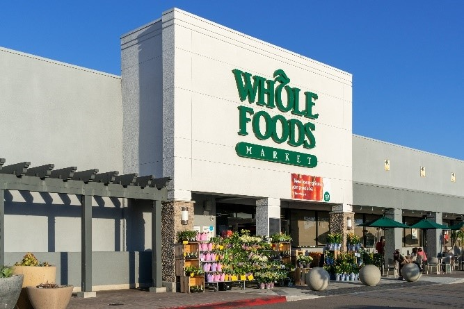 Whole Food green tone